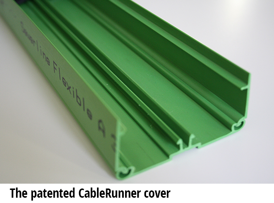 Cablerunner-Flexible A cover